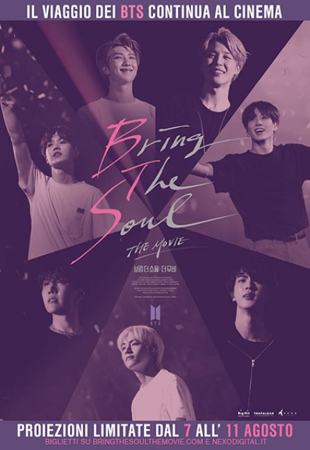 BTS | BRING THE SOUL: THE MOVIE