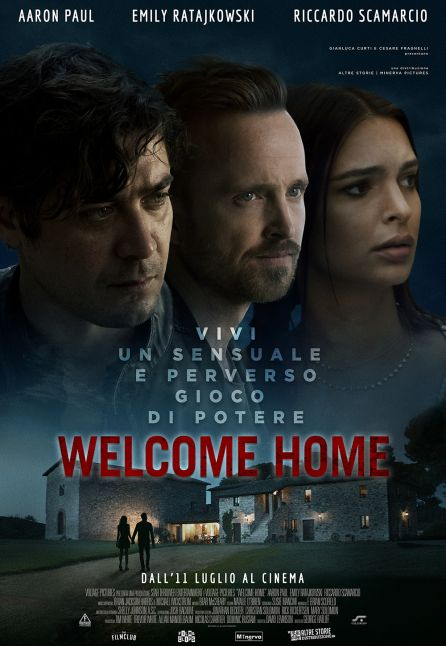 WELCOME HOME [2019]